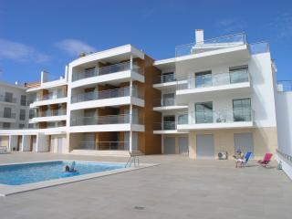 Apartment Building & Pool