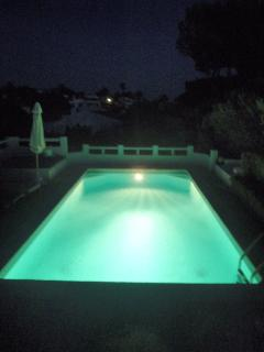 Pool at night (2013)