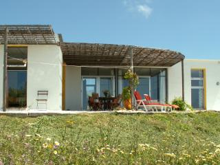 The bungalow CasaArriba on a 10 ha plott