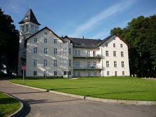 2-Zi-Schloßappartement im Jagdschloß zu Hohen Niendorf/ bei Kühlungsborn