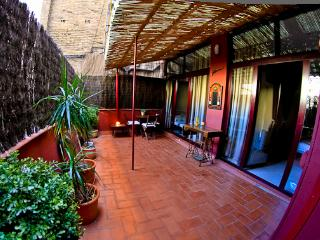 Terrace.Quiet.Downtonw.. OFFER, Barcelona
