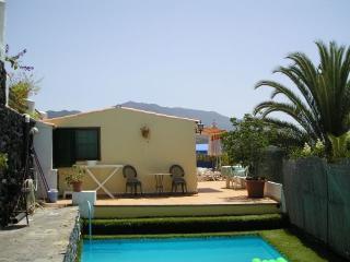 Apartamento con piscina privada en Casitas Las Pereras (Los Llanos de Aridane)