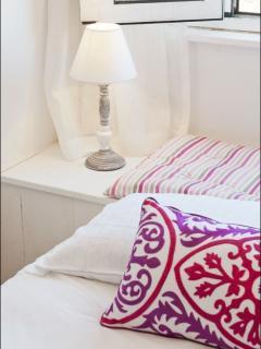 Bedroom 2 «le petit nid d'amour» at mezzanine