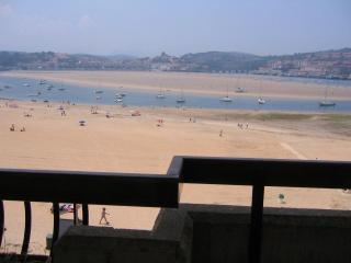 apartamento a pie de playa