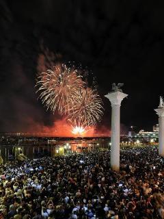 Redentore festival Venice