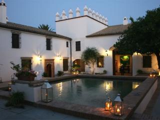 Magnifica Hacienda con 10 dormitorios en Andalucía