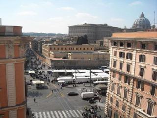 Nel cuore del vaticano, Roma