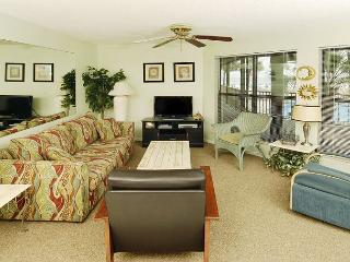 Sandpiper 5A ~ Enjoy your Beachview through the Palms~Bender Vacation Rentals