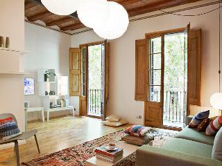 Enric Granados 1 Bed Apartment, Barcelona