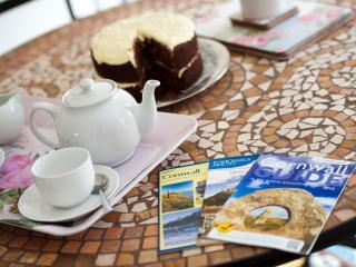 Tea and cake anyone?
