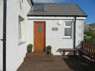 A Warm Hebridean Welcome awaits you at Bannatyne House, South Harbour, Scalpay, Harris