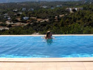 Villa Hibiscus - secluded villa with own pool and amazing views