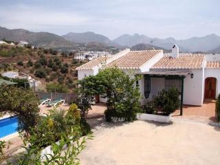 Casa Rural de 90 m2 para 4 personas en Frigiliana