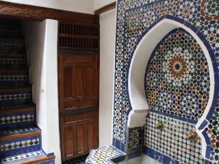 Beautiful house - Fez Medina
