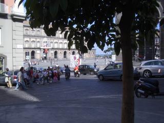 'SERRA'  piazza del Plebiscito