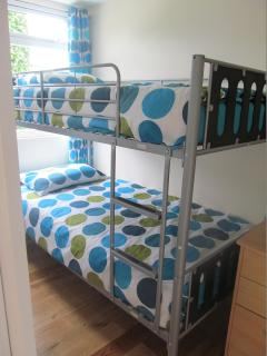 These bunk beds are a standard 3ft mattress