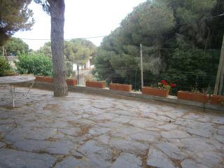 Near Barcelona playa y montaña, Sant Andreu de Llavaneres
