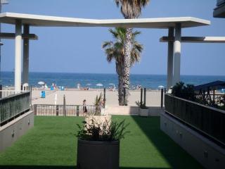 Apartamento lujo primera línea de playa Valencia, Alboraya