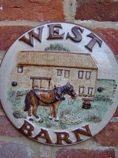 West Barn