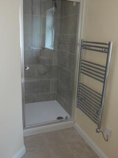 Ground Floor Family Shower Room w/c with underfloor heating
