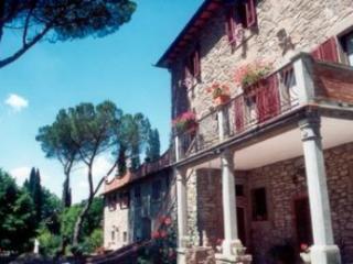 Villa Giarradea, Cortona