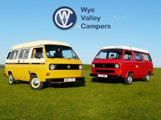 Wye Valley Campers, Hereford