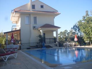 Villa Kelebek, Ovacik