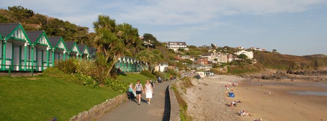 Promenade at Langland Bay
