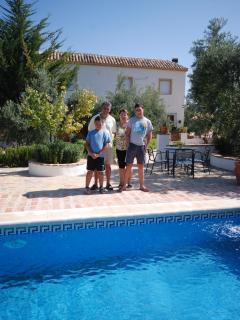 foto familia Lopez