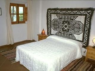 Dormitorio vista de dia