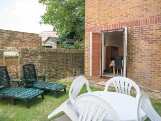 Flat 2 Patio and chairs