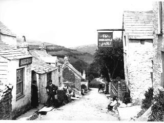 Linhay, Boscastle