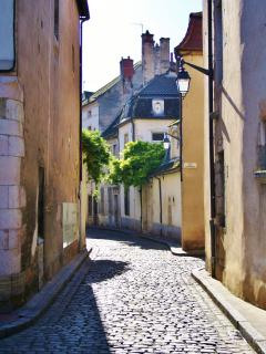 Cobbled Streets of Beaune