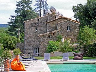 4 bedroom Villa in Cros, Cevennes, France : ref 2000050