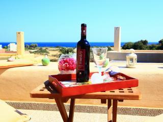 Gennadi luxury pool villa Lilium with sea view