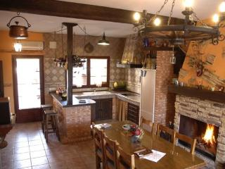 Casa Rural de estilo Rustico con SPA privado en Almagro