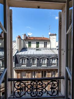 view by Windows location South west