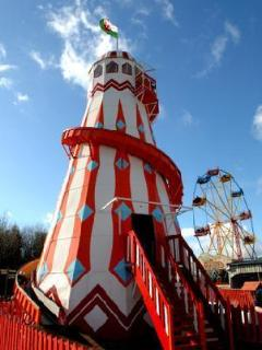 Award Winning Folly Farm Theme Park has multi attractions for the children