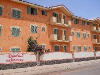 Djadsal Residence apartment first floor 2 bedrooms, Santa Maria