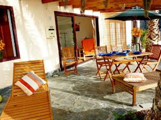 ANA, Vista Mar, terraza palmeras, wifi, playa, Icod de los Vinos