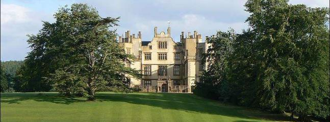 Sherborne Castle built by Sir Walter Raleigh