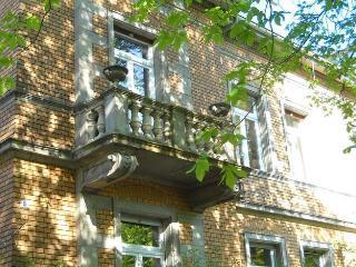 Villa am Stadtgarten, Friburgo