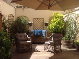 The terrasse