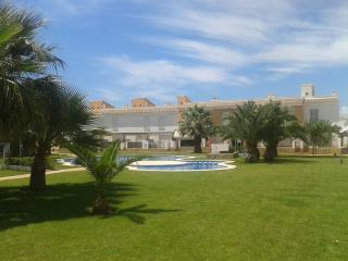 Zona jardin/piscina