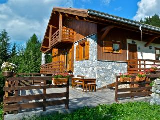 Chardon Bleu - Spacious 12-14p ski chalet with stunning views, Vallandry