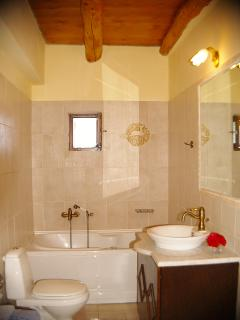 Horseshoe Cottage Main Bathroom