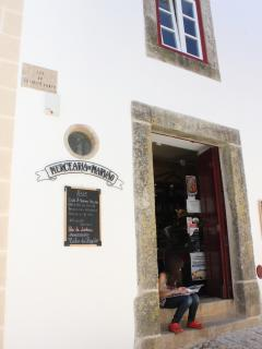 Reception (Mercearia de Marvão)