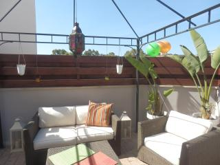 2b Ground floor Garden apt with pool - Pyrgos, Parekklisia