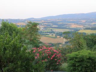 The view from the house...the silence....the nature!!!