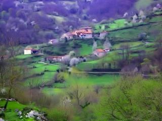 La Xiana Casa Rural  para parejas en Taranes